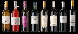 La vins du Château Haut Meyreau