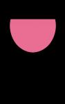 Les rosés du Château Haut Meyreau